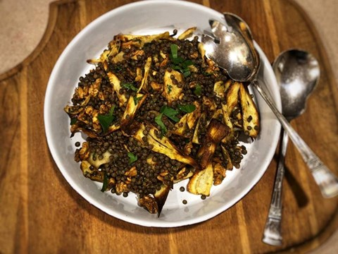 Parsnip, lentil and walnut salad.jpg