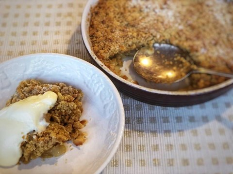 Pear, Ginger & Coconut Crumble.jpg