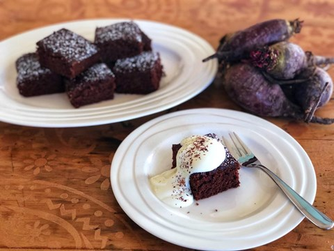 Beetroot and roasted cocoa flake brownie.jpg