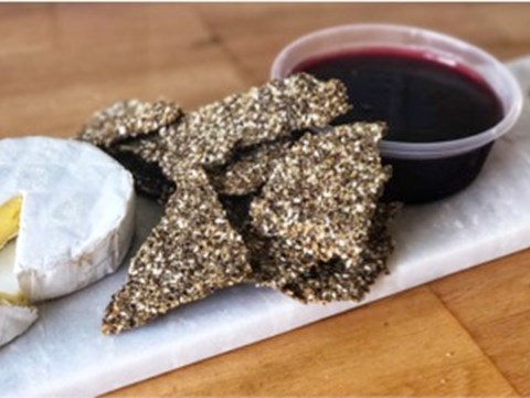 Rosemary and Seed Crackers served with Spiced Plum Jelly and Farmhouse Brie.jpg