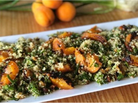 Grilled Apricot, Spring Onion and Quinoa Salad.jpg