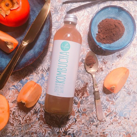 Persimmon & Vanilla Bean Kombucha newsletter.JPG