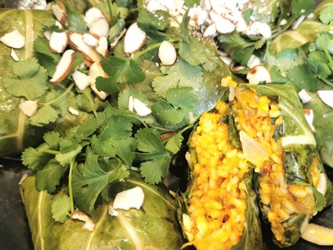 Roasted Pumpkin and Garlic Collard Green Parcels.jpg