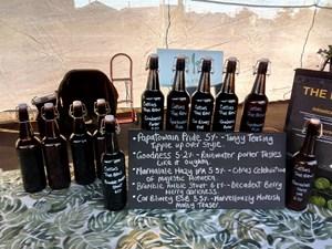 Catlins True Brew Beer Display ex their FB pg.jpg