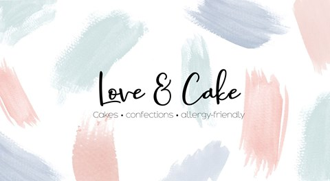 Love and Cake Logo